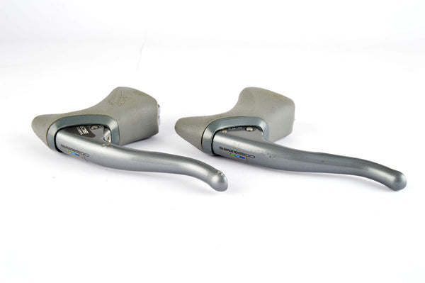 Shimano 600 Ultegra Tricolor Brake Lever Set from the 1980s -90s