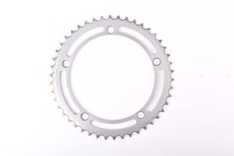 Sugino Mighty Competition Chainring 46 teeth with 144 BCD from the 1980s