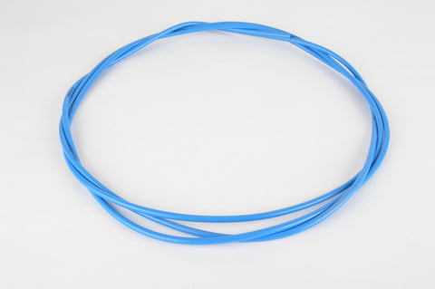 Jagwire brake cable housing / size 5.0 x 2500 mm in blue
