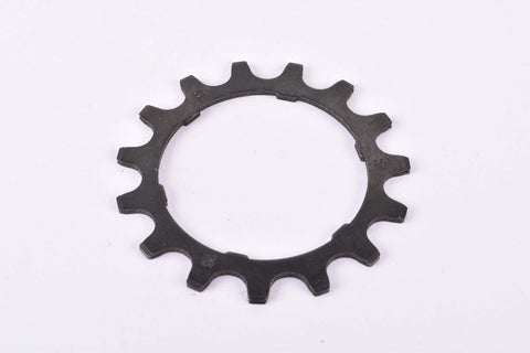 NOS Maillard 600 SH Helicomatic #MG black steel Freewheel Cog with 15 teeth from the 1980s
