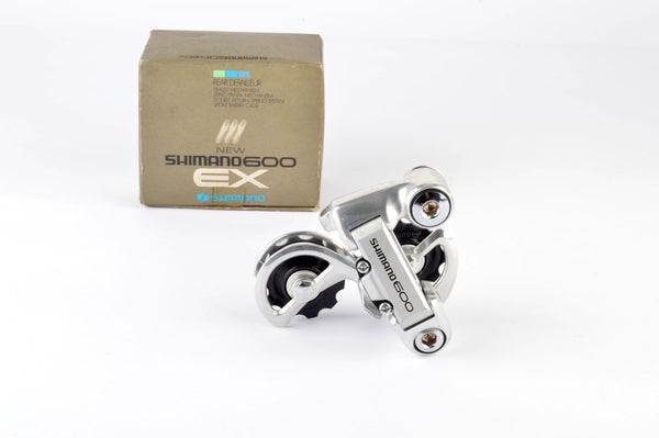 NEW Shimano 600EX RD-6207 Rear Derailleur from 1985 NOS/NIB