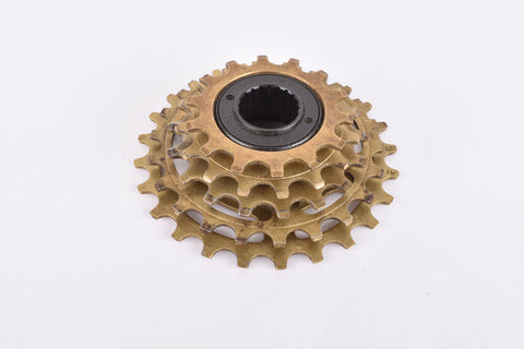 Regina Synchro 5-speed freewheel with 14-25 teeth from the 1980s