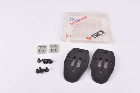 NOS Sidi 4 hole Shoe Replacement Sole Adaptor Plates