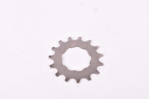 NOS Shimano Dura-Ace #CS-7400 Uniglide (UG) Cassette Sprocket with 15 teeth from the 1980s