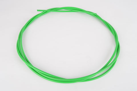 Jagwire brake cable housing / size 5.0 x 2500 mm in green