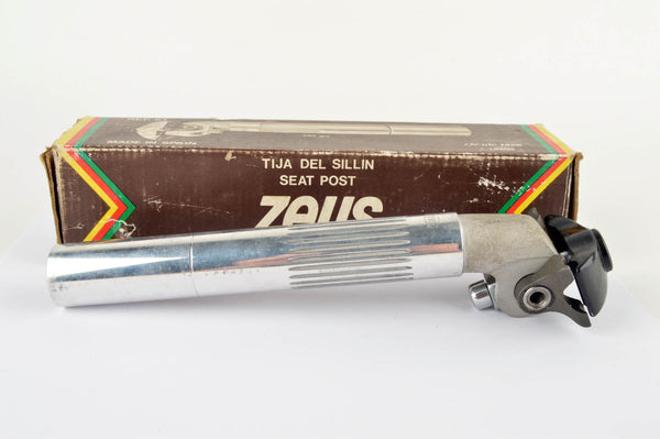 NEW Zeus Criterium Ref. 51 seatpost in 27.2 diameter from the 1980's NOS/NIB