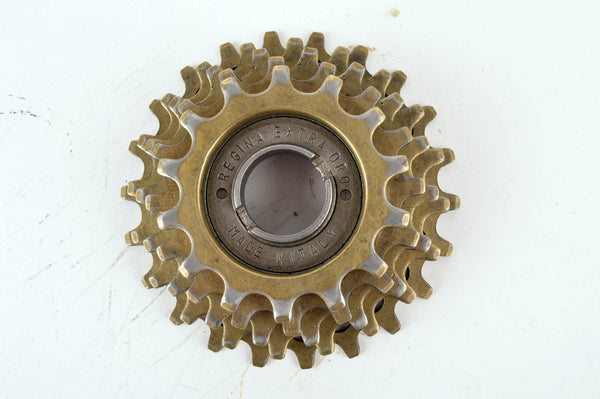 Regina Extra Oro 5-speed freewheel with 14-22 teeth from the 80s