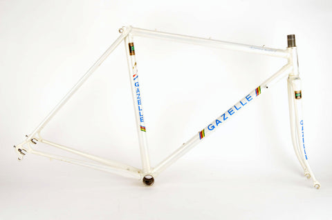 Gazelle Champion Mondial AB frame in 50 cm (c-t) / 48.5 cm (c-c) with Reynolds 531 tubes