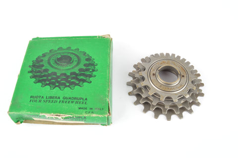 NOS/NIB Regina Extra Corsa 4-speed Freewheel with 14-20 teeth from the 1980s