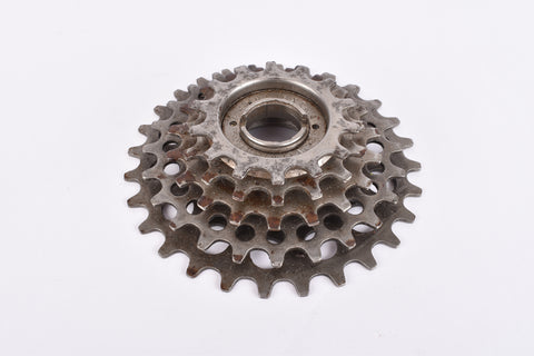 NOS Regina Extra 5-speed Freewheel with 14-28 teeth from the 1980s