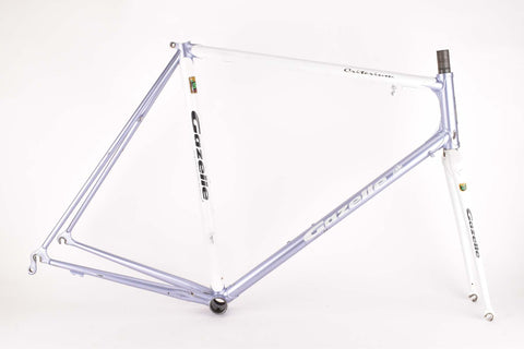 Gazelle Criterium frame in 56 cm (c-t) 54.5 cm (c-c) with Reynolds 531 tubing
