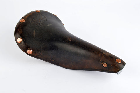 Ideale 90 Speciale Competition Rebour Saddle from the 1960s - 80s