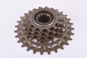 Shimano Z #MF-Z012 6-speed Freewheel with 14-28 teeth and english thread from 1990
