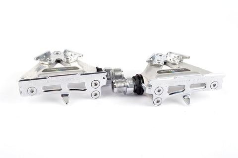 NOS Shimano 600 Ultegra tricolor #PD-6400 Pedals with english threading from 1990