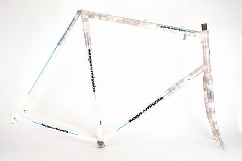 Koga Miyata Super Winner Alloy frame in 63 cm (c-t) / 61.5 cm (c-c), with Alfrex-Alloy 6000 tubing