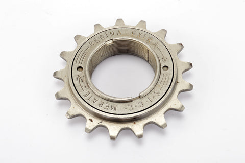 NEW Regina Extra Freewheel with 17 teeth from the 1980s NOS