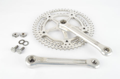 Campagnolo (Nuovo) Record Strada #1049 drilled Crankset with 42/52 teeth and 170mm length