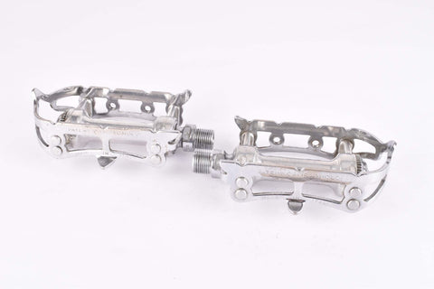 Campagnolo Record Strada #1037 Pedals with english threads from the 1960s - 80s