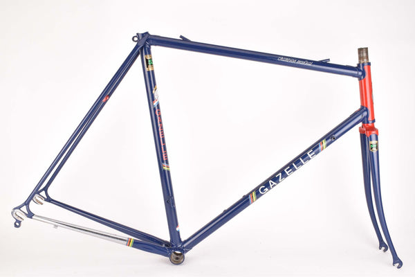 Gazelle Champion Mondial AA-Super frame in 58 cm (c-t) 56.5 cm (c-c) with Reynolds 531 tubing