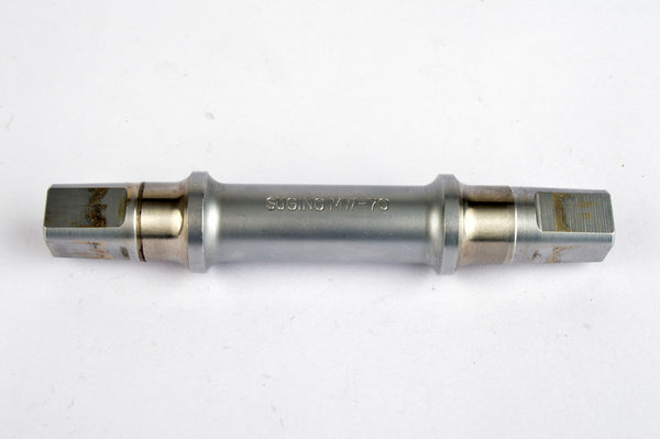 Sugino MW-70 Bottom Bracket Spindle in 115mm the length from 1980s