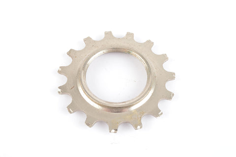 NEW Sachs Maillard #IY steel Freewheel Cog / threaded with 15 teeth from the 1980s - 90s NOS