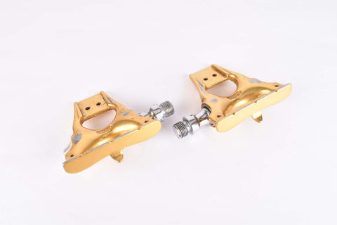 Gold Rino Elegant #225 Pedals from the 1980s