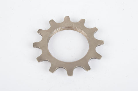 NOS Shimano 7-8 speed Uniglide Cog, threaded on inside, with 12 teeth