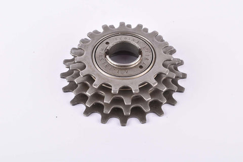 Regina Extra 4-speed Freewheel with 15-21 teeth and italian thread from the 1950s - 1960s