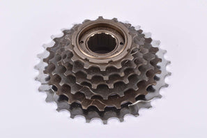 Shimano 200GS #MF-HG20 6-speed Freewheel with 14-28 teeth and english thread from 1990