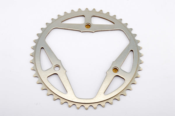 NEW 3 pin Chainring 44 teeth and 106 mm BCD from the 1970s - 80s NOS