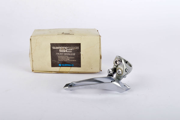NEW Shimano 105 #FD-1055 clamp-on Front Derailleur from 1990 NOS/NIB