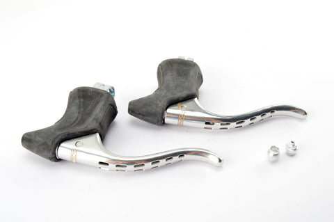 NEW Shimano 105 Golden Arrow #BL-Z306 brake lever set from 1986 NOS