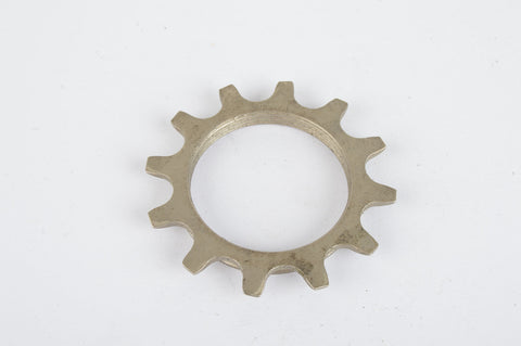 NOS Shimano 7 speed Uniglide Cog, threaded on inside, with 12 teeth