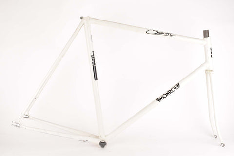 Monroe Sport Track frame in 59 cm (c-t) 57.5 cm (c-c) with Zeus dropouts