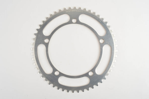 NEW Campagnolo Nuovo Record Chainring 52 teeth and 144 mm BCD from the 80s NOS