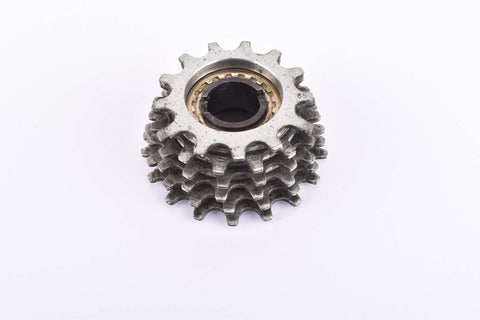 "Maillard 700 Course ""Super"" 6 speed Freewheel with 13-18 teeth and english thread from 1985"