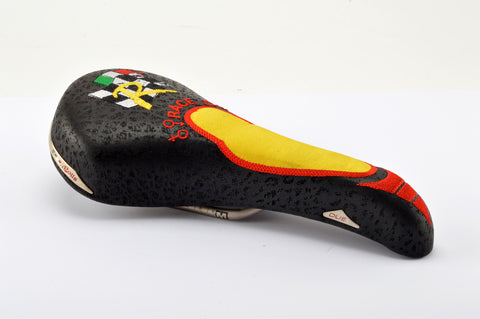 NEW Selle San Marco Race Day Rolls Saddle from the 1980s NOS