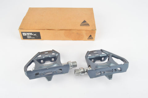 "NOS/NIB Suntour GPX #PL-GP00 Pedals (9/16""x20) from the late 1980s"