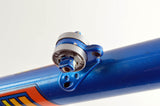 NOS Viner New Design Time Trial Frame 56.5 cm (c-t) 55 (c-c) Columbus Campagnolo
