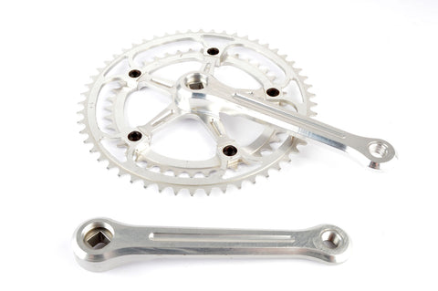 NEW Aluminium (Campagnolo Super Record COPY) Crankset with 42/54 Teeth and 170 length from the 1980s NOS