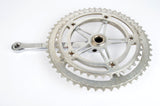 Nervar Sport #155 Steel Crankset with 42/52 Teeth and 170 length from the 1970s