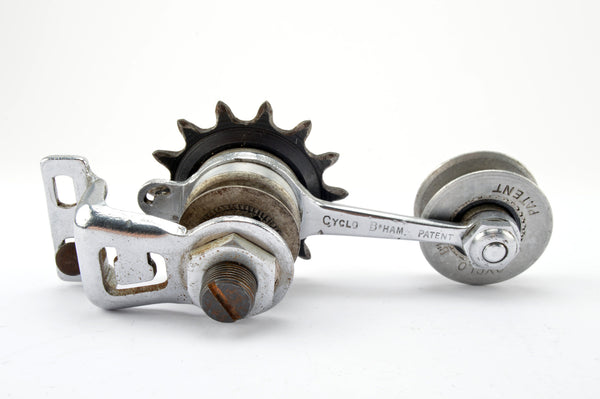 Early Cyclo B'Ham rear derailleur from the 1940s - 50s