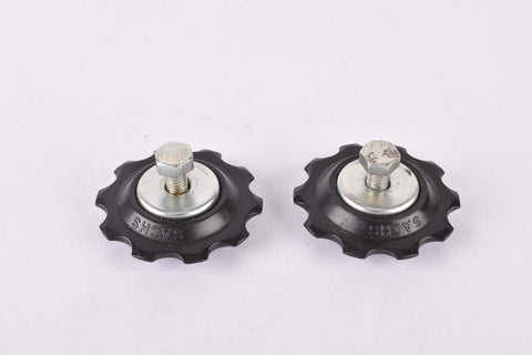 NOS Sachs Huret jockey wheels set with bolts from the 1980s - 90s