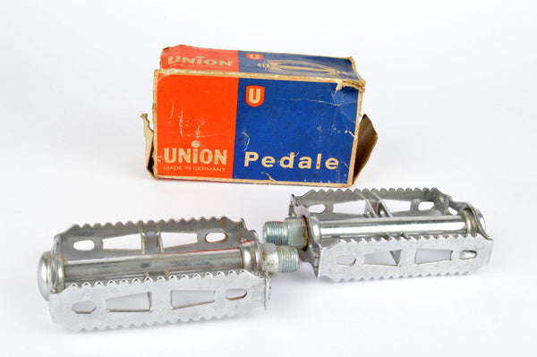 NEW Union #U40 pedals with english threading from the 1970-80s NOS/NIB