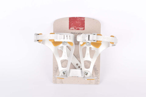 Elite Eroica double water bottle cage, alu