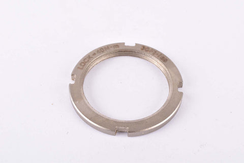 Novatec pista/track lockring for fixed sprockets in 3.7mm height