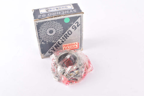 NOS Regina Extra Synchro 92 6-speed Freewheel with 13-18 teeth from 1992 NIB