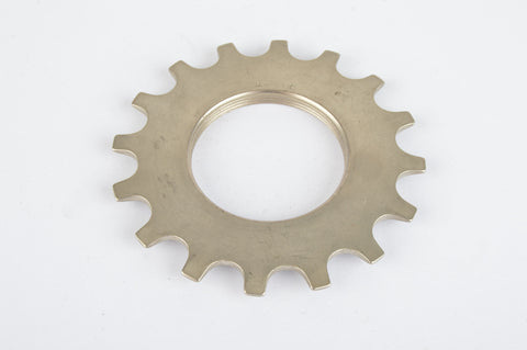 NOS Shimano 6 speed Uniglide Cog, threaded on inside, with 15 teeth