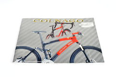NEW Colnago Catalog 2003 with Colnago for Ferrari | C40 B-Stay Carbon | Oval Master | Dream | Technos