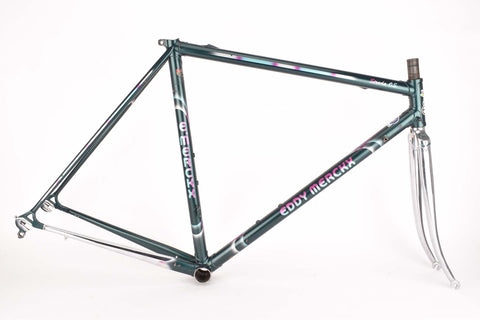 Eddy Merckx Starda OS frame in 53 cm (c-t) / 51.5 cm (c-c) with Columbus Brain tubes